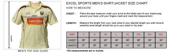 Mens-Shirt-or-Jacket -Size-Guide